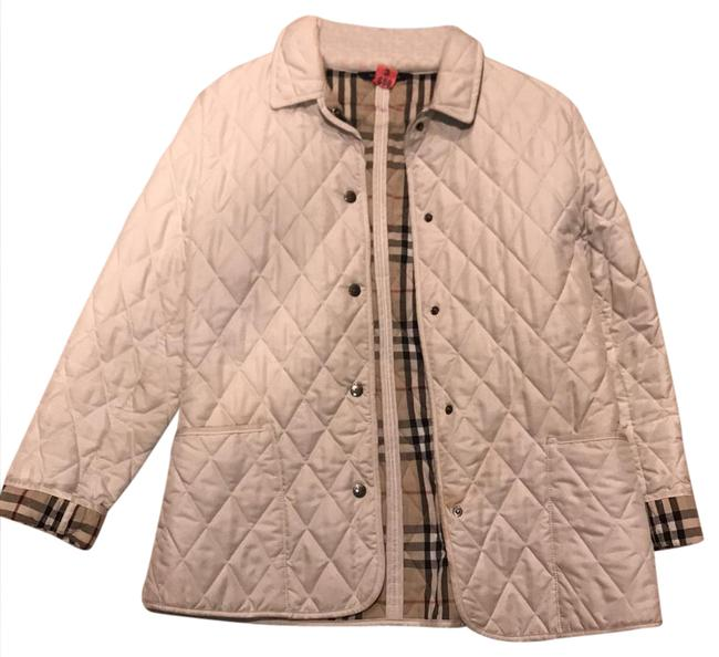 Preload https://item3.tradesy.com/images/burberry-ivory-jacket-size-petite-4-s-20822852-0-1.jpg?width=400&height=650