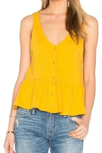 Lucca Couture Top yellow