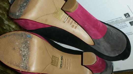 SCHUTZ Black, pink,grey Pumps