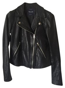 Madewell Leather Motorcycle Leather Motorcycle Jacket