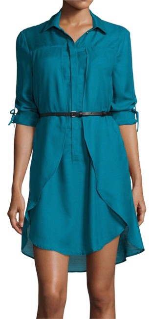 Preload https://item3.tradesy.com/images/halston-with-belt-short-cocktail-dress-size-2-xs-20823137-0-1.jpg?width=400&height=650