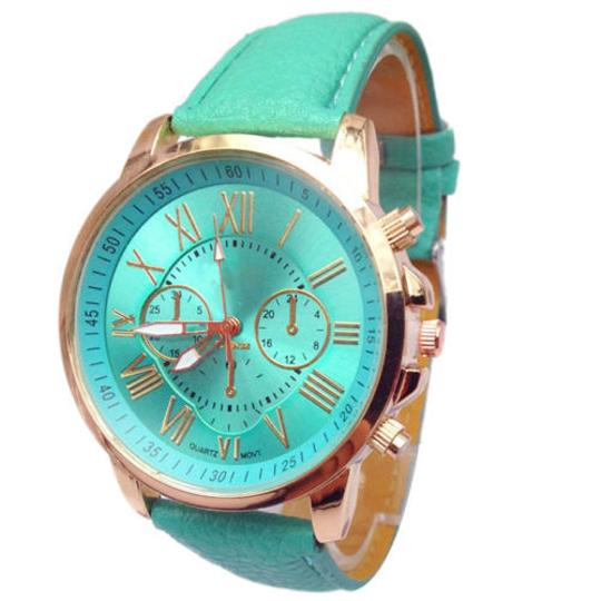 Preload https://item1.tradesy.com/images/teal-2-for-1-and-rose-gold-quartz-ladies-free-shipping-watch-20823140-0-0.jpg?width=440&height=440