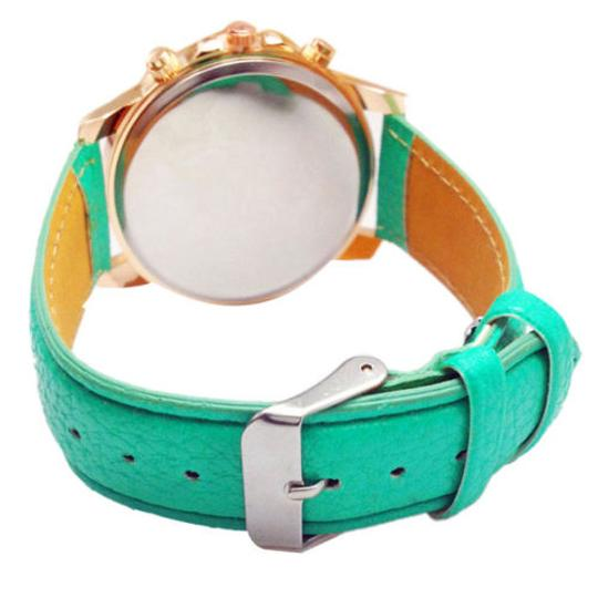 Other 2 for 1 Teal & Rose Gold Quartz Ladies Watch Free Shipping