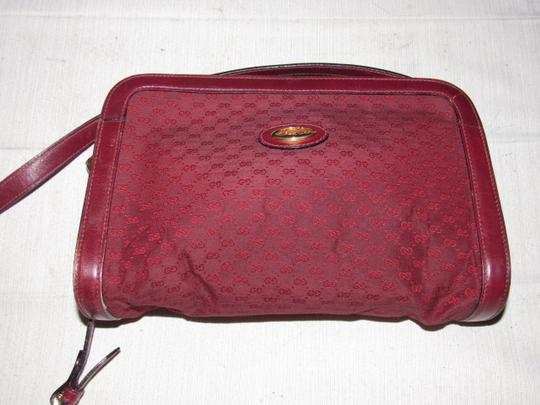 Gucci Print Mix And Match Early Rare Color Great For Everyday Shoulder Bag