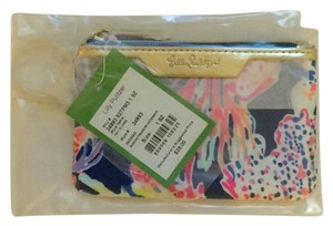 Lilly Pulitzer Key ID card holder