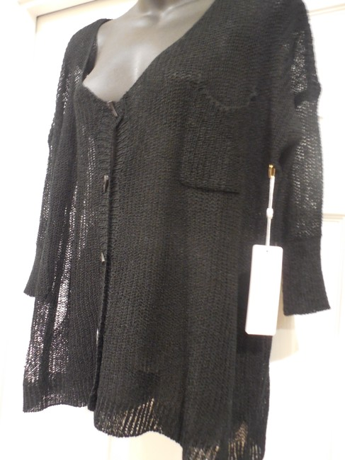 Coco Roja Black knit Jacket