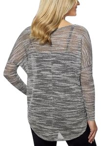 Olive + Oak Marled Dolman Weekend Casual Sweater