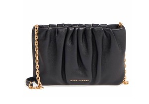 Marc Jacobs Soft Night Out Mini Small Brass Cross Body Bag