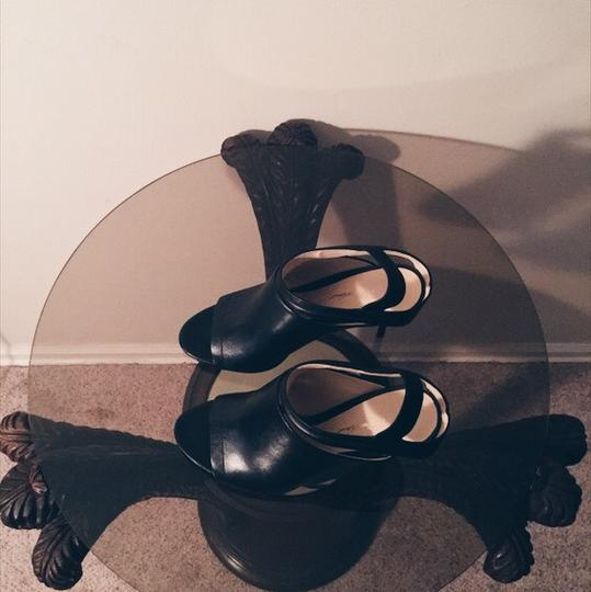 3.1 Phillip Lim Black Mules