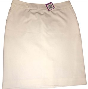 Trina Turk Skirt Off white