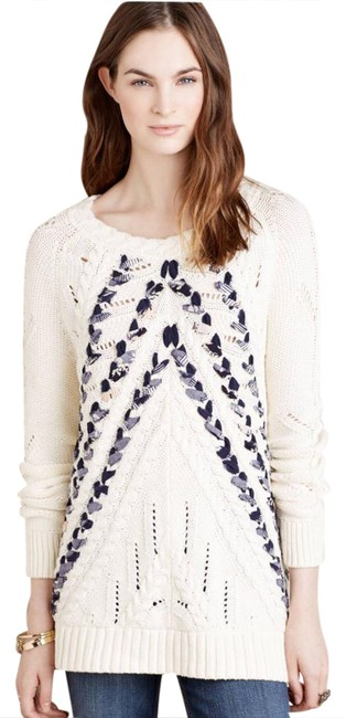 Preload https://item2.tradesy.com/images/anthropologie-knitted-knotted-sweaterpullover-size-4-s-20823746-0-1.jpg?width=400&height=650