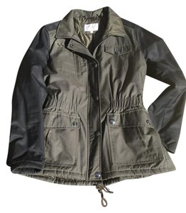 Laundry by Shelli Segal Cinch Military Jacket