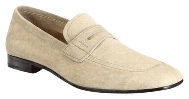 Item - Cream Couture Mens Stone Suede Dress Loafers Flats Size US 11.5 Regular (M, B)
