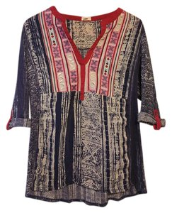 Tiny Dashiki Boho Bohemian Tunic