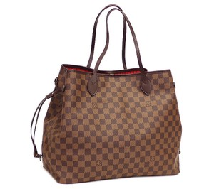 Louis Vuitton Shopping Lv Neverfull Tote in Brown