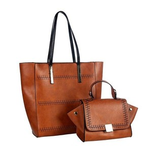 Mad Style Tote in Camel