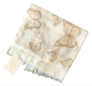 Pia Rossini Amaryllis Butterflies Scarf