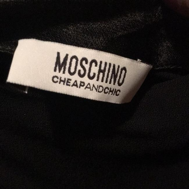 Moschino short dress Black on Tradesy
