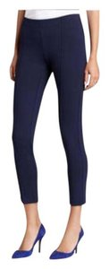 Lilly Pulitzer Travel Spandex Straight Pants Navy