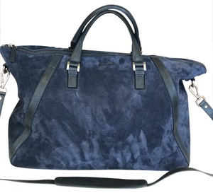 Jimmy Choo Tote in navy blue / dark blue