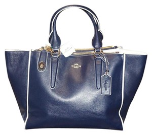 Coach Tote in navy /dark blue