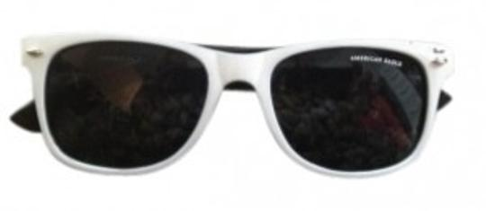 Preload https://item1.tradesy.com/images/american-eagle-outfitters-white-wayfarer-sunglasses-20825-0-0.jpg?width=440&height=440