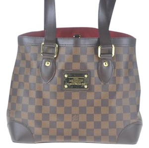Louis Vuitton Damier Hampstead Pm Shoulder Bag