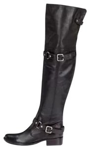 Matisse Black Leather Boots