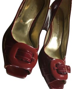 Candy Red Patent Leather Shoes Candy Red Pumps