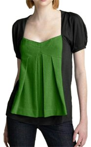 Marc by Marc Jacobs Wool Color-blocking Combo Top