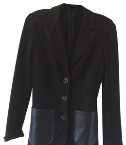 Dylan gray Leather Jacket