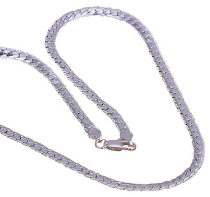 TIVOLI Sterling silver 5mm 20 in snake chain plus FREE GIFT