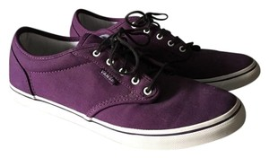 Vans Purple Athletic