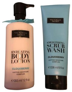 Victoria's Secret lotion/scrub