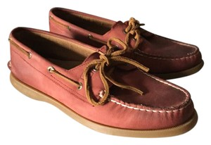 Sperry Red Athletic