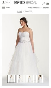 9wg3722 Jewel Collection Wedding Dress