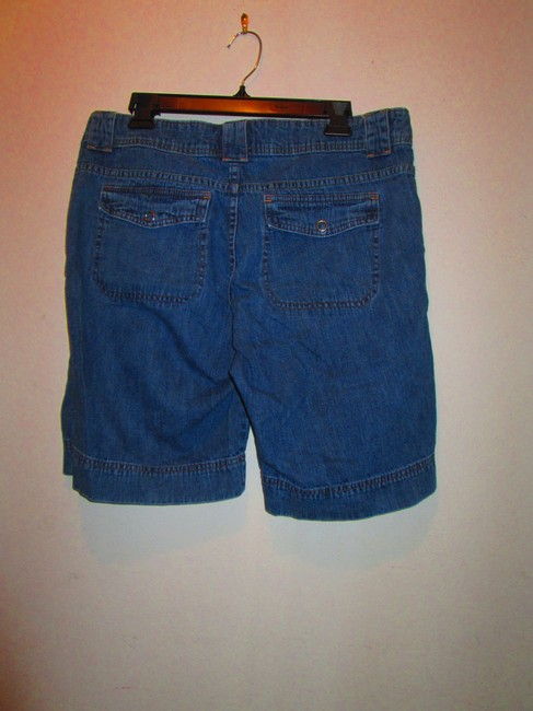 Lee Bermuda Shorts medium blue denim