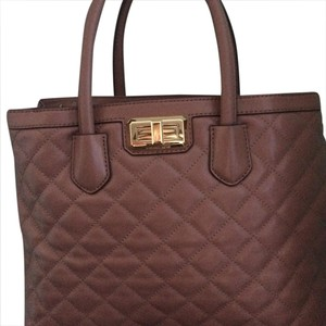 Michael Kors Satchel in Dusty Pink