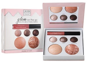 Laura Geller NEW IN BOX Glam on the Go