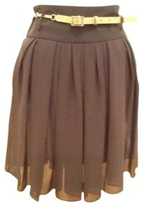 Vince Camuto Skirt Olive