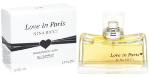 Nina Ricci LOVE IN PARIS BY NINA RICCI--TESTER--MADE IN FRANCE