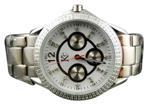 Techno Com by KC Techno Com KC 36mm White Diamond Watch Joe Rodeo Jojo Aqua Master