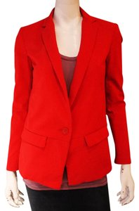 Tibi Jacket Red Blazer