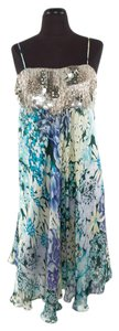 Missoni Silk Floral Beading Dress