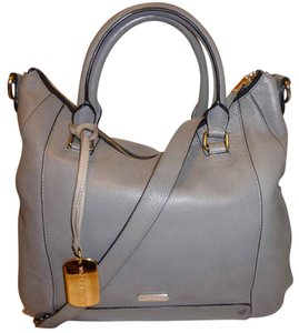 Vince Camuto Refurbished Leather X-lg Lined Cross Body Bag