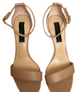 Steve by Steve Madden Tan/Nude Pumps