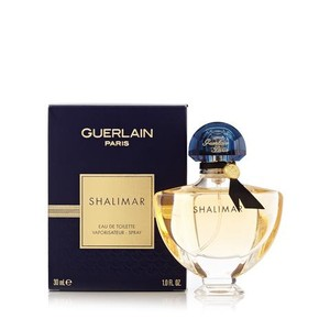 Guerlain SHALIMAR BY GUERLAIN--MADE IN FRANCE