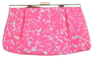 Lilly Pulitzer Pink Clutch