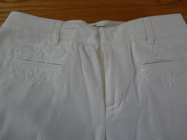 Ralph Lauren Bermuda Shorts Cream