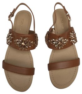 BCBGeneration Tan/Brown Sandals